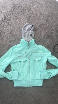 Mint green jacket  Chestermere, T1X 0P9