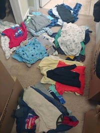 BABY BOY CLOTHES LOT St. Thomas, N5P 1H9