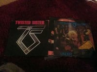 Vintage Twisted Sister albums (1983) Anchorage, 99577