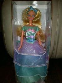 1997 Avon Spring Tea Party Barbie Vacaville, 95687