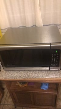 gray and black microwave oven Morningside, 20746