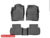 WeatherTech FloorLiner For Honda Civic  [TL_HIDDEN] 8 2019
