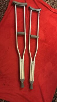 two stainless steel hand tools Coquitlam, V3E