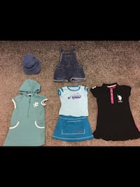 Girls size 24 months Tommy Hilfiger, Gap, Nike and Polo all for $20 Milton, L9T 2R1