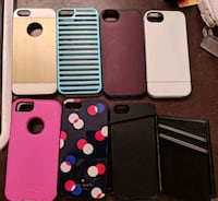 Iphone SE/5S cases Edmonton, T6W 0R2