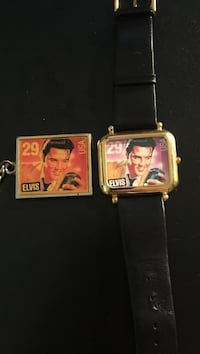 Vintage ELVES Memorable Watch and stamp collection  Sacramento, 95758
