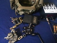 Tattoo equipment, 8-10 condition just don't have any needles or ink Los Angeles, 90044
