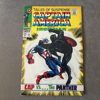 Comic Book: Tales Of Suspense #98 San Leandro, 94577