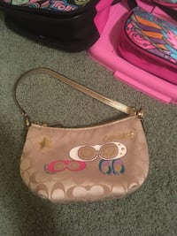 Kids coach purse and play bags
