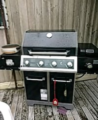 black and gray gas grill Loveland, 45140