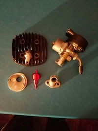 80 cc motorized bike parts Tifton, 31793