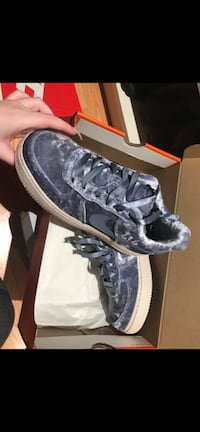 Velvet Air Force 1s Brampton, L6T 4A7