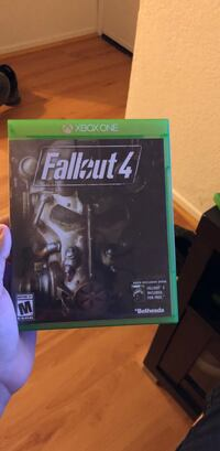 Fallout 4 Xbox One game case Canyon Country, 91387