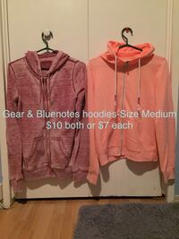 Sweaters & Jackets-prices on photos Edmonton, T5R 2T8