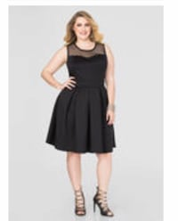 women's black sleeveless dress Alexandria, 22315