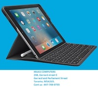 "Logitech CREATE ; For iPad Pro 9.7"" Toronto"