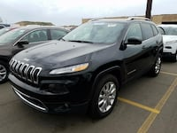 2016 Jeep Cherokee 4WD 4dr Limited Scarborough
