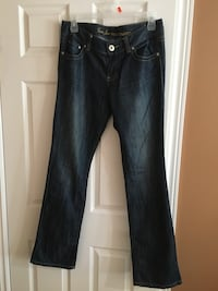 Blue guess straight cut jeans Kitchener, N2E