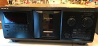 300 Disk CD changer Rockville