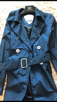 Authentic, trench coat, size M Vaughan, L4K