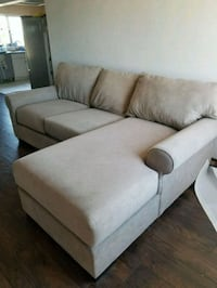 Jerome's Sofa- 18 months old- light gray/greige San Diego, 92111