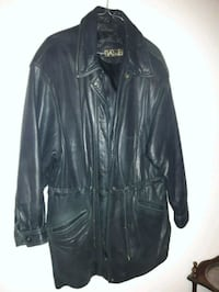 Black Danier Leather Dress Jacket-Ladies Medium Smithville, L0R