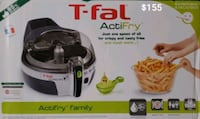 T-FAL ACTIFRY FAMILY Vaughan, L6A 1H7