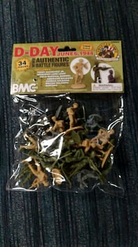 D-Day Battle Figures  Baltimore, 21225