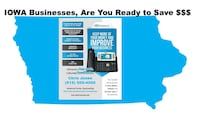 Business Services- VOIP upgrades Des Moines