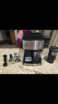 Mr Coffee Cafe Barista & Brand New Bean Grinder Springfield, 22152