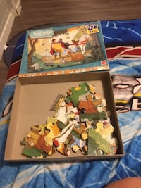 Snow White and the seven drawers puzzle Regina, S4N 7B9