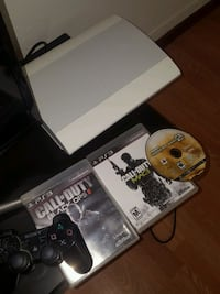 WHITE PS3 500GB Victorville, 92394