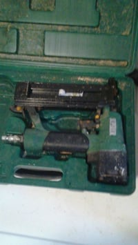 green and black cordless power drill 1958 km