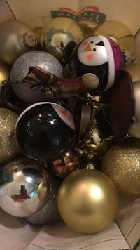 christmas ornaments Rockville, 20852