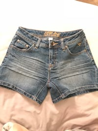 Justice size 12R girls denim shorts  Townville, 29689