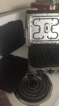 Cuisinart griddler (waffle, flat top, and grill) Jacksonville, 28540
