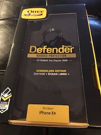 BRAND NEW OTTER BOX CASE FOR IPHONE XR Guelph, N1G 5A9