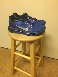 Nike air max blue sz 8.5