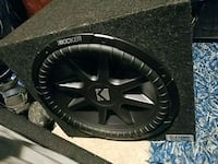 15 inch subwoofer give me a offer  Alexandria, 22309