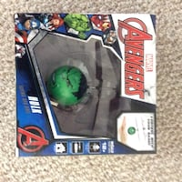 MARVEL Avengers World  Tech TOYS  motion hand  controlled Ball