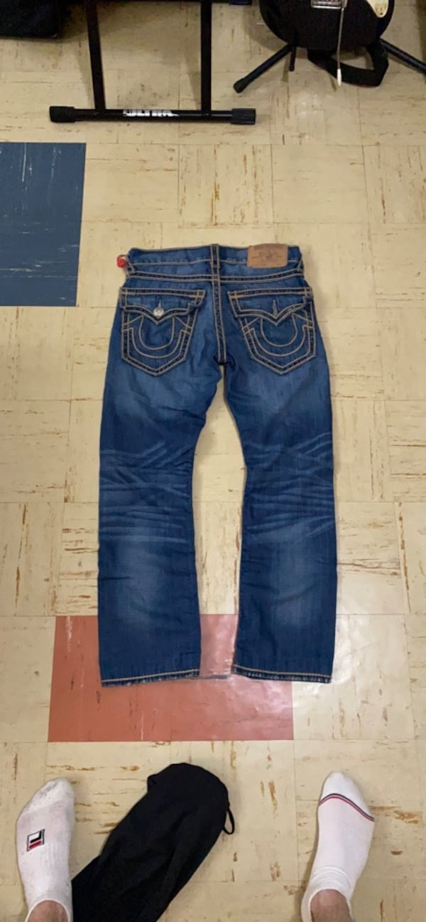 True relgion jeans  3