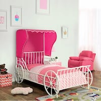 Charm twin or full bed frame Las Vegas