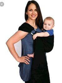 Ring sling  baby carrier  3706 km