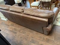 All learher sofa ans loveseat