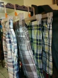 Size 6/7 Boys Plaid Shorts Las Vegas, 89103