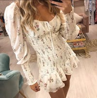 Brand new For Love & Lemons Inspired Dress - medium Toronto, M2J 1Z1