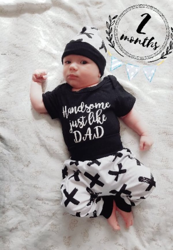 Handsome just like dad- Online Special bd03399c-55bf-4311-a64b-143e2668c694