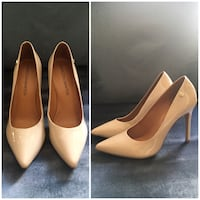 Shoes beige from Loucos e Santos Oslo, 0254