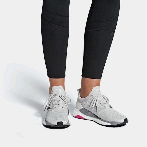 SOLARBOOST ADIDAS SHOES (WOMEN'S) SIZE 6.5 38476b1a-6837-451e-a6aa-a89372a26498
