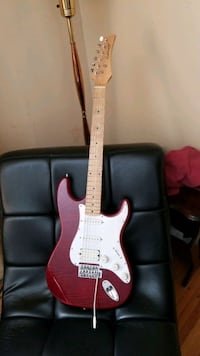 Electric guitar ashbury good condition